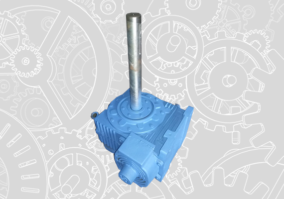 Worm Gearbox